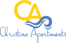 Christina apartments Fourka Chalkidiki